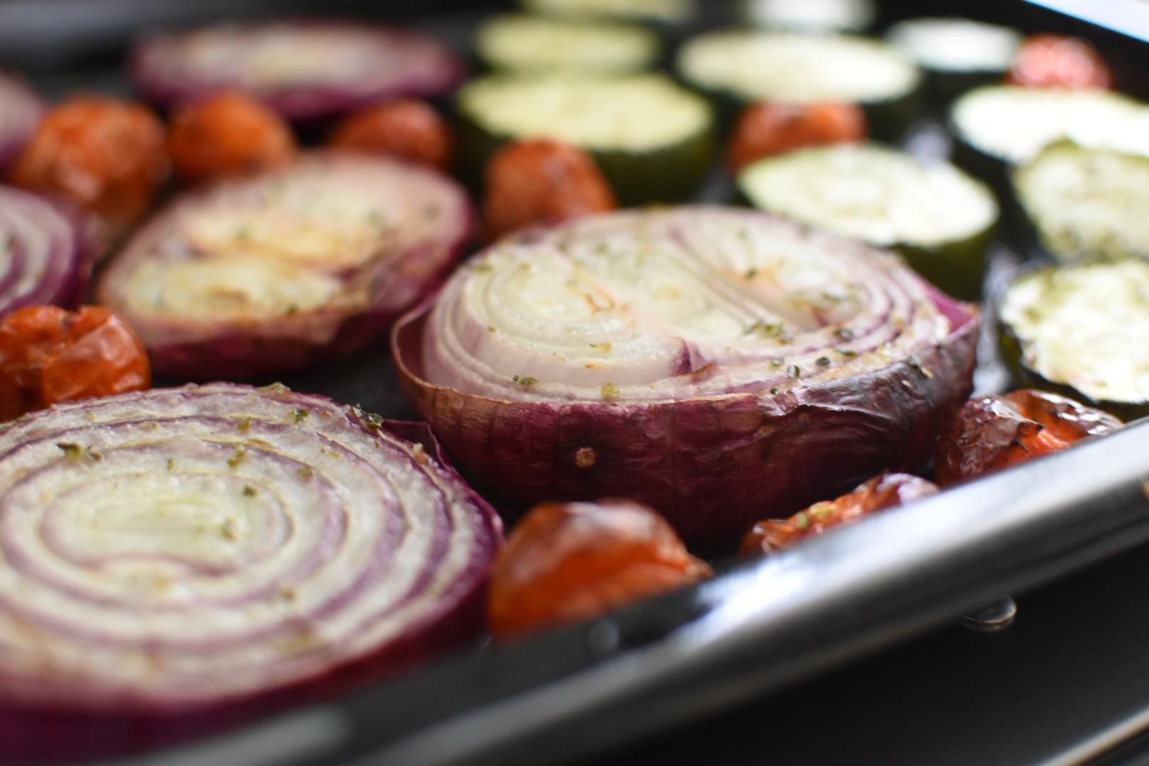 ロースト野菜のアンティパスト